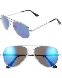 Randolph Engineering - 'concorde' 57mm Aviator Sunglasses - Lyst