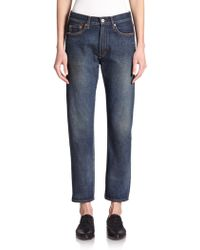 Junya Watanabe Vintage Slim-Leg Jeans blue - Lyst