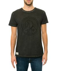Wesc The X Stereo Effect T-shirt - Lyst