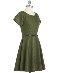 Yellow Star Sway It On The Line Dress - Lyst