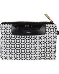 Furla Beauty Case - Black