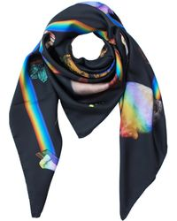 Klements Natural History Rainbows Scarf - Multicolor