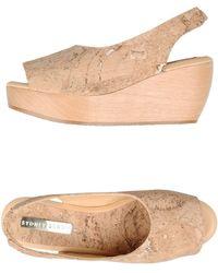 Sydney Brown - Sandals - Lyst