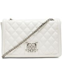 Love Moschino Shoulder Quilted Bag - Lyst