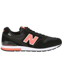 New Balance 996 Suede  Mesh Sneakers - Lyst