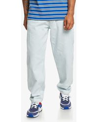 DC Shoes Relaxed Fit Jeans - White
