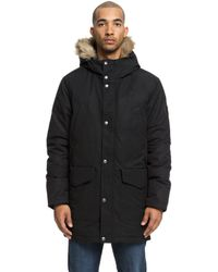DC Shoes - Water-resistant Hooded Parka - Lyst