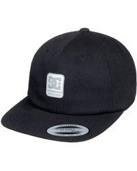 DC Shoes - Snapback Cap - Lyst