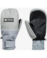 DC Shoes Snowboard/ski Mittens - Gray