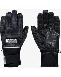 DC Shoes Snowboard/ski Gloves - Black