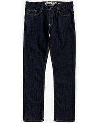 DC Shoes Straight Fit Jeans - Blue