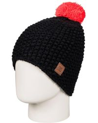 28adc57d431 Ronhill Vizion Bobble Hat in Black - Lyst