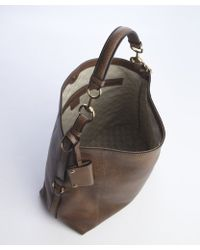 Gucci Leather Large Hobo Bag - Lyst