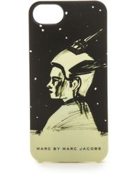 Marc By Marc Jacobs Iphone 5  5s Glow in The Dark Case - Dreamy Rhea - Lyst