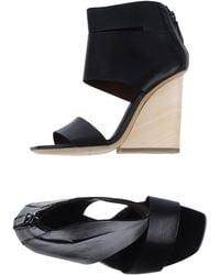 Vic Matie' Sandals - Lyst