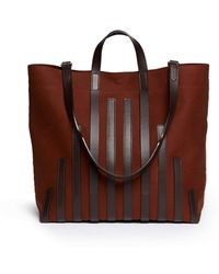 Mismo 'M/S Stanchion' Canvas Tote - Lyst