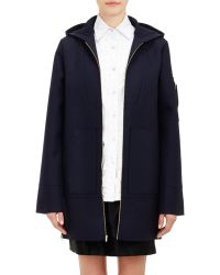Harvey Faircloth - Hooded Coat - Lyst