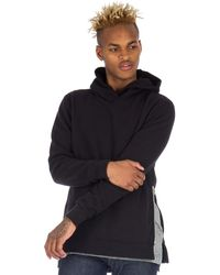 John Elliott | Hooded Villain In Black | Lyst