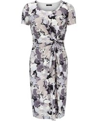 Precis Petite Floral Print Dress - Multicolour