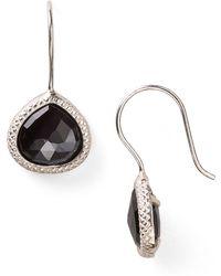 Coralia Leets - Braided Teardrop Earrings - Lyst