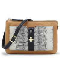 Vince Camuto Darla Small Crossbody Bag - Lyst