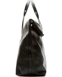3.1 Phillip Lim - Black Leather 31 Hour Bag - Lyst