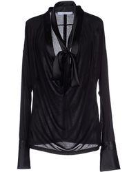 Givenchy T-Shirt black - Lyst