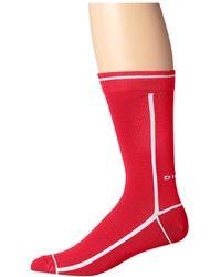 Diesel Red Skm-ray Sock - Lyst