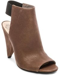 Vince Camuto Cam Heel Boots - Lyst
