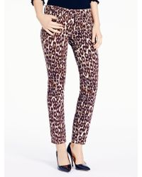 Kate Spade Autumn Leopard Broome St Jean - Multicolor