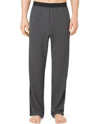Calvin Klein Mens French Terry Lounge Pants - Lyst