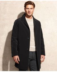Calvin Klein | Park Big And Tall Single-breasted Raincoat | Lyst