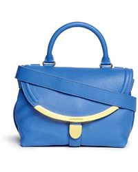 See By Chloé 'Lizzie' Small Leather Satchel - Lyst