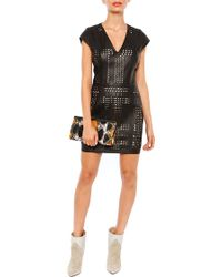 Parker Black Serena Dress - Lyst