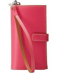 Lodis Accessories Audrey Cassie Cell Case With Wristlet - Lyst