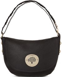 Mulberry Daria Spongy Satchel - Lyst