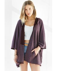 Truly Madly Deeply Parachute Cardigan - Lyst