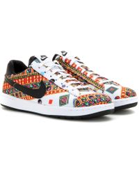 Nike x Liberty Tennis Classic Ultra Printed Sneakers multicolor - Lyst