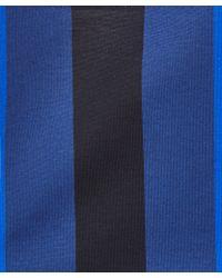 Jonathan Saunders - Blue Hugo Digital Stripe T-Shirt - Lyst