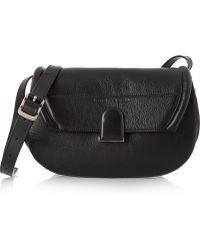 Proenza Schouler U Textured-Leather Shoulder Bag - Lyst