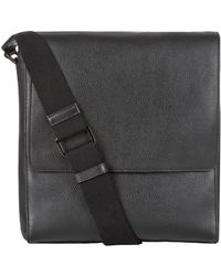Mulberry - Maxwell Slim Messenger Grain Leather Bag - Lyst