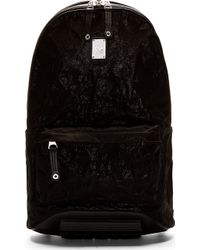 Diesel Black Clubber Backpack - Lyst