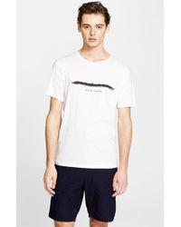 Rag & Bone Logo T-Shirt - Lyst
