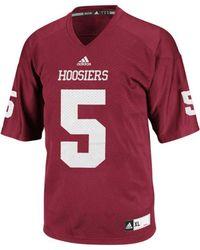 Adidas Indiana Hoosiers Replica Jersey - Lyst