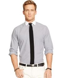 Polo Ralph Lauren Checked Poplin Estate Shirt - Lyst