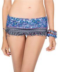 Blush Lingerie - Romance Swim Skirt - Lyst