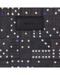 "Paul Smith - 'dominoes' Print 13"" Laptop Sleeve - Lyst"