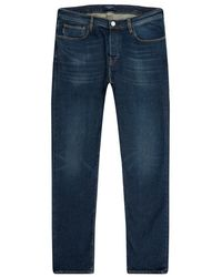 Paul Smith Tapered Stretch Jean - Lyst