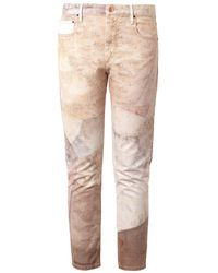 Isabel Marant Valone Low-Slung Relaxed Skinny Jeans - Lyst