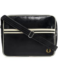 Fred Perry - 'classic' Shoulder Bag - Lyst